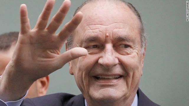 Un juez condena a Jacques Chirac por corrupción y malversación de fondos