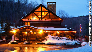 Frostburg\'s Savage River Lodge is only 45 minutes from Deep Creek Lake.