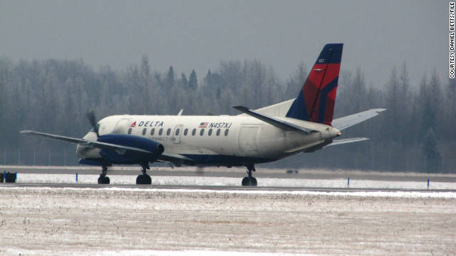 Delta Connection flies to several Minnesota facilities under the EAS subsidy program, including Chisholm/Hibbing Airport.