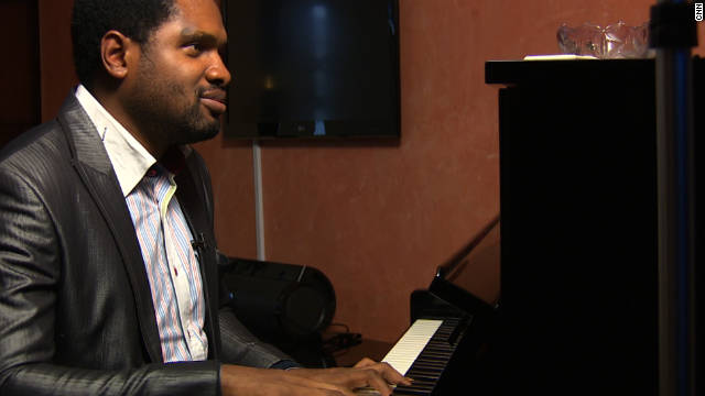 "What about those Africans who use their fame to do good?<!-- --> </br> Cobhams Asuquo is one of Nigeria's leading music producers, songwriters and musicians. The blind musician works to be a role model for blind Nigerians<!-- -->.</br> ""It is time to bring to the fore the needs of people with special needs and just how much they can contribute to growing Nigeria as a nation and the world,"" he says."