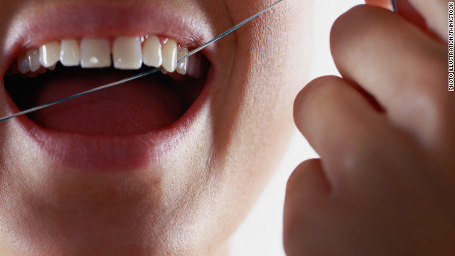 Gum disease doesn't lead to heart attack or stroke