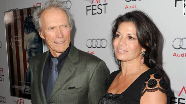 Report: Clint Eastwood, wife split up