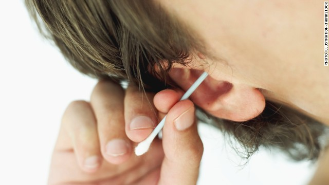 What the Yuck: Cotton swabs and ear wax