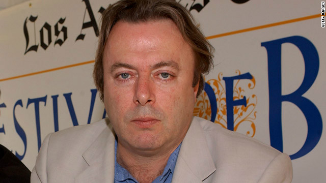 Christopher Hitchens was