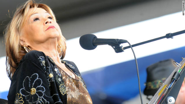 Etta James terminally ill