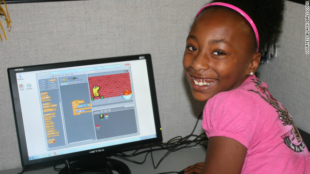 Black Girls Code tackles tech stereotypes