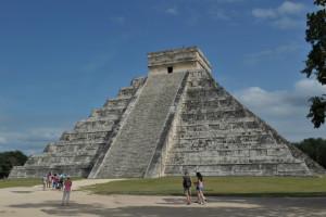 El mundo Maya