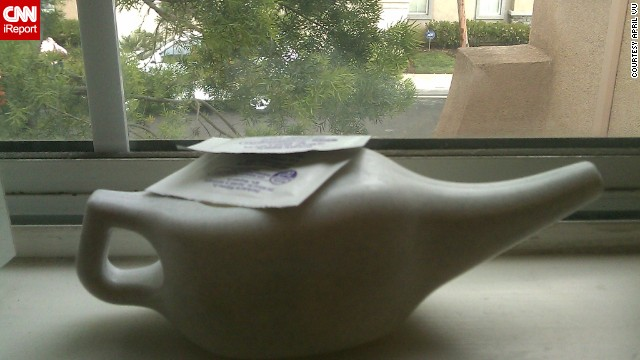 Two dead in Louisiana after unclean water used in neti pots