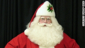 Starting at 4, Phillip Wenz knew he wanted to be Santa. He\'s living his dream.