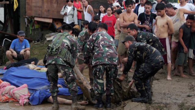 Asciende a 650 el número de muertos en Filipinas por tormenta