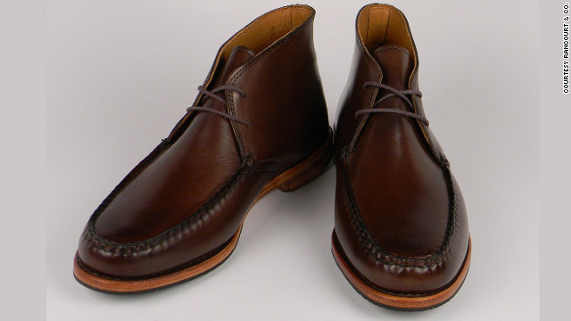 Rancourt &amp;amp; Co. Shoecrafters has been producing shoes in twin cities Lewiston and Auburn in Maine since 1964. Rancourt describes its shoes not only as comfortable, but &quot;uniquely American.&quot; 