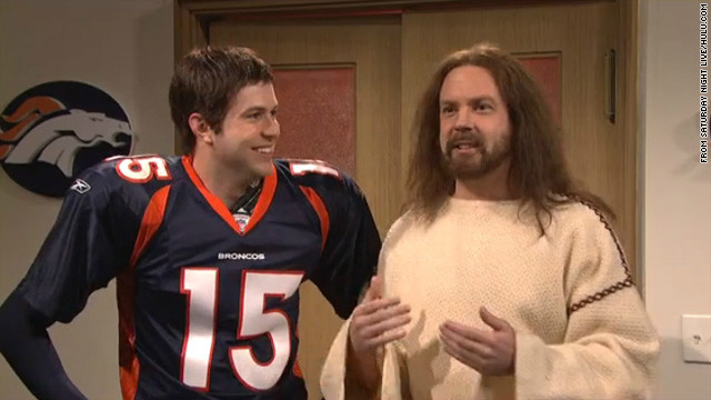 SNL Tim Tebow controversy continues debate over quarterback's faith