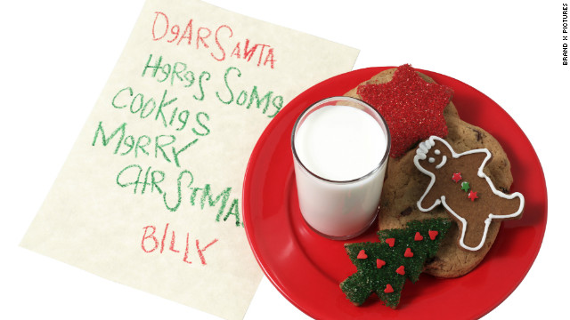 Box lunch: Santa snackage and Norwegian butter threats