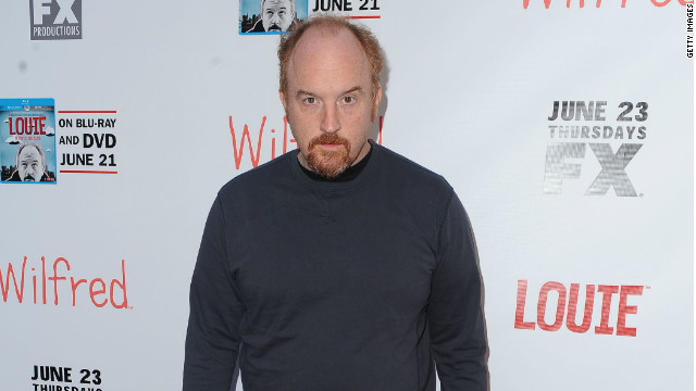 Louis C.K. snags hosting duties at political gig