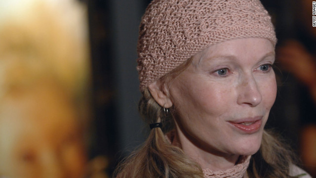 Mia Farrow: I don't buy the Kim Jong Il mourning