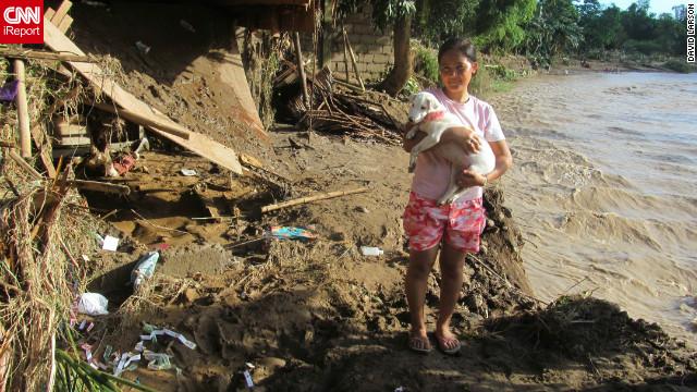 Las inundaciones en Filipinas afectan a 43.000 niños: UNICEF