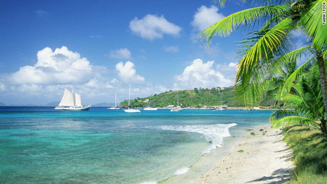 The island chain in the Caribbean has long drawn celebrities and vacationers with deep pockets, but regular tourists are discovering it, too.