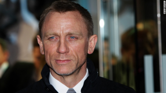Adele's 'Skyfall' reduced Daniel Craig to tears
