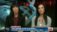 Lisa and Laura Ling on Kim Jong Il's death