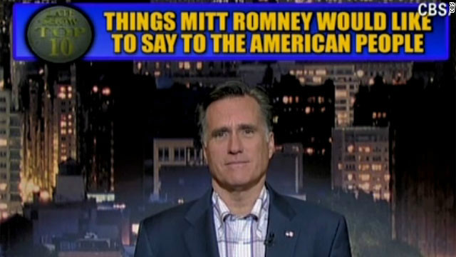 Gotta Watch: Candidates making fun of themselves
