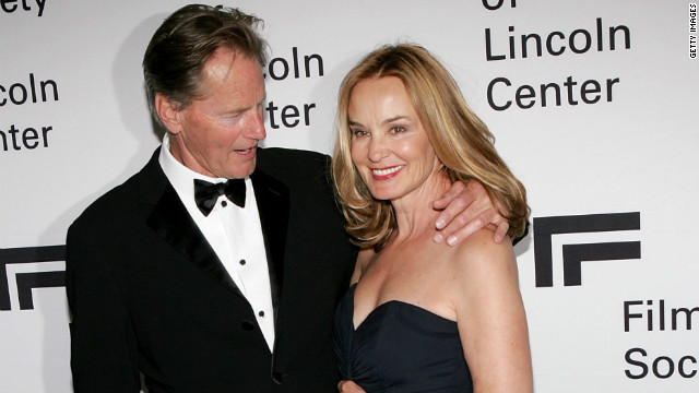 Sam Shepard, Jessica Lange are over