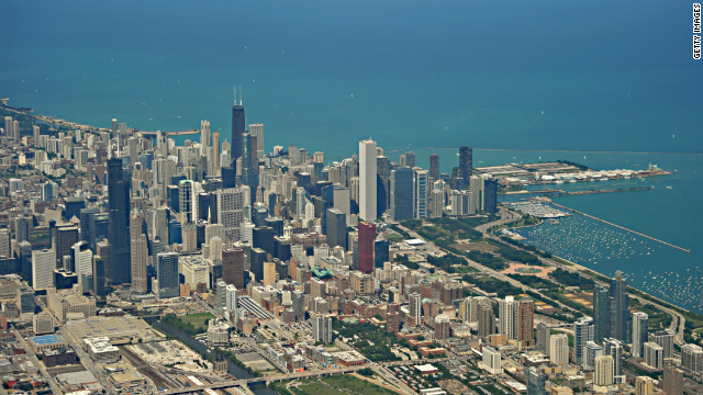 The Windy City is playing host to several big events in 2012, including the NATO and Group of Eight summits.