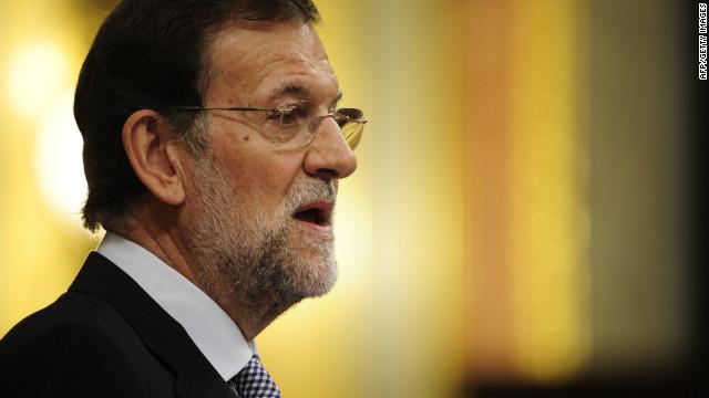 Rajoy obtiene la presidencia del Gobierno de España, con votación dividida