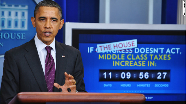 Need to Know News: Obama and Boehner square off in payroll tax fight while Obama's poll numbers rise