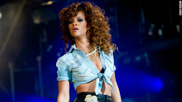 Rihanna responds to slur in Dutch magazine