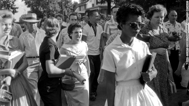 Elizabeth and Hazel: Little Rock women struggled after iconic civil rights image