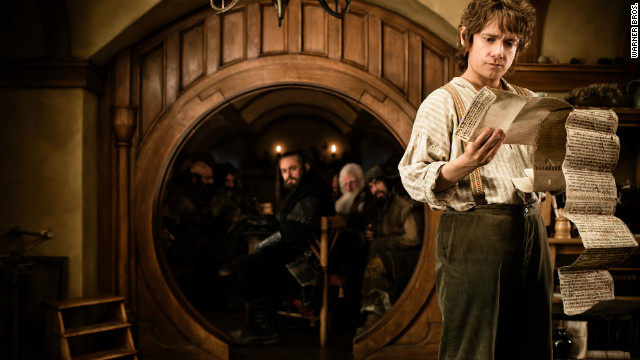 'The Hobbit: An Unexpected Journey' trailer: 'Squee' is an understatement