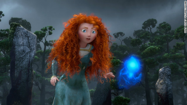 "Disney/Pixar's summer animated feature ""Brave"" was on trend with a strong heroine at the center of its story in addition to featuring oh-so-hot archery. The movie <a href='http://www.cnn.com/2012/06/22/showbiz/movies/brave-review-charity/index.html?iref=allsearch' target='_blank'>was praised for its independent protagonist</a>, and <a href='http://marquee.blogs.cnn.com/2012/12/13/nominees-announced-for-70th-annual-golden-globes/?iref=allsearch' target='_blank'>has been nominated for a Golden Globe award</a> in the best animated feature category."