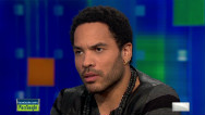 Lenny Kravitz on love, life and music