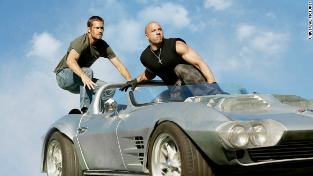 'Fast Five' most pirated movie of 2011