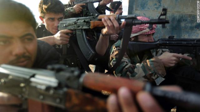 """La oposición siria pide a la ONU intervenir contra """"horribles masacres"""""""