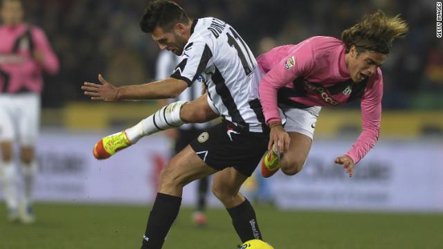 Pronostic Juventus – Udinese 13.09.2014 thumbnail