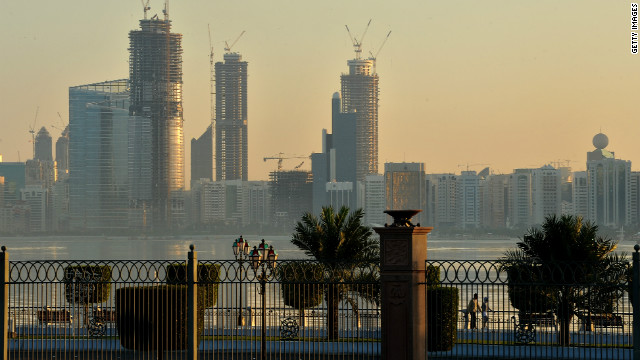 An early morning sun shines across the ever-changing Abu Dhabi skyline. This month IME explores the city to see how it has grown so quickly and look ahead to what is next for this young metropolis.