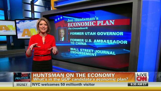 Exp Am Huntsman Economic Plan Horizontal Gallery Whats Up With The Gop