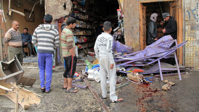 Need to Know News: Bombings rock Baghdad; economy's growth even weaker than feared