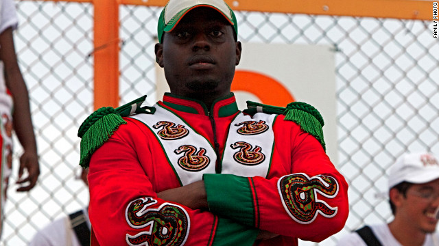 Florida A&M University student and band member Robert Champion, 26, died November 19.