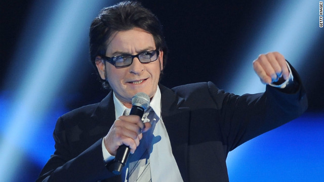Charlie Sheen says a gig as a judge on