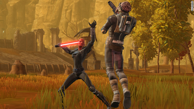 «Star Wars: The Old Republic», une a «geeks» y «nerds»