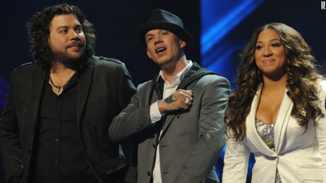 'X Factor': Will Melanie Amaro take it all?