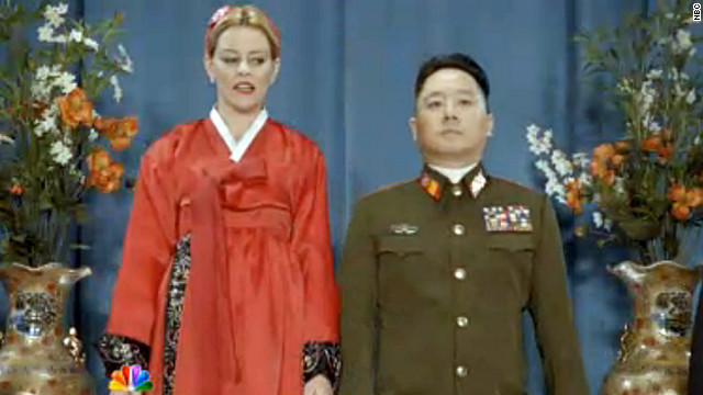 Will '30 Rock' address Kim Jong Il's death?