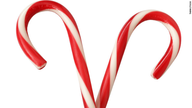 Breakfast buffet: National candy cane day
