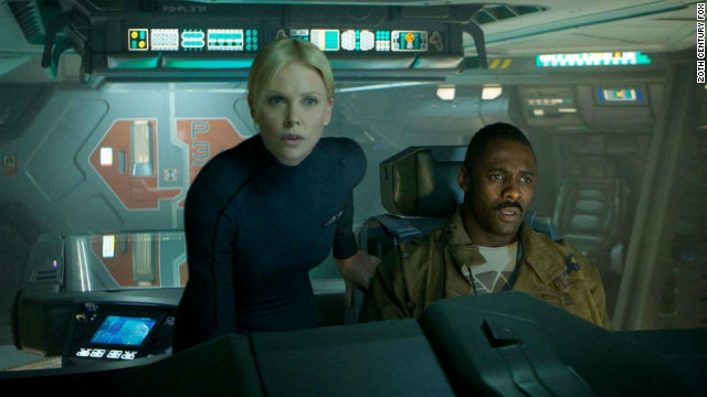'Prometheus' trailer recalls 'Alien'