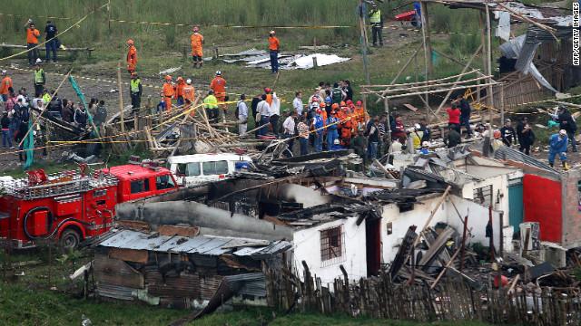 Explosión de poliducto en Colombia deja 13 muertos y 70 heridos