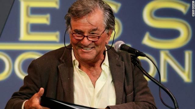 "Peter Falk, who played TV detective Lt. Columbo, died June 23. He was 83. The renowned actor earned two Oscar nominations and starred in many movies and plays such as ""The In-Laws"" and ""The Princess Bride."" <a href='http://articles.cnn.com/2011-06-24/entertainment/obit.falk_1_rumpled-raincoat-columbo-tv-detective?_s=PM:SHOWBIZ'>Full story</a>"