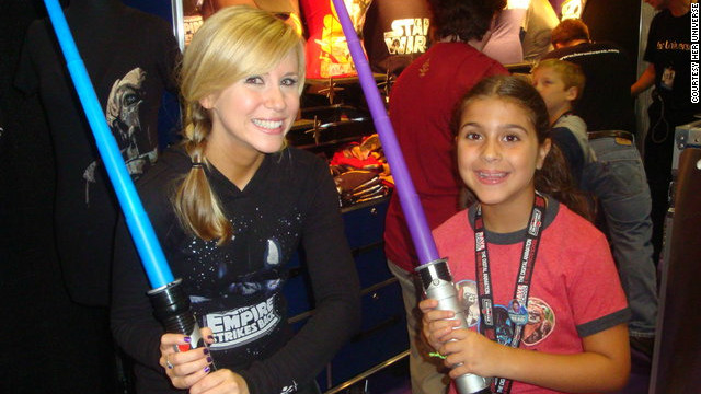 'Her Universe' is Ashley Eckstein's battle cry