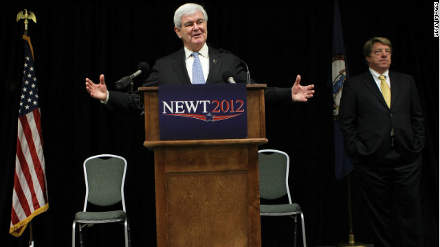 Overheard on CNN.com: Do Gingrich's divorces, Paul's newsletters matter?